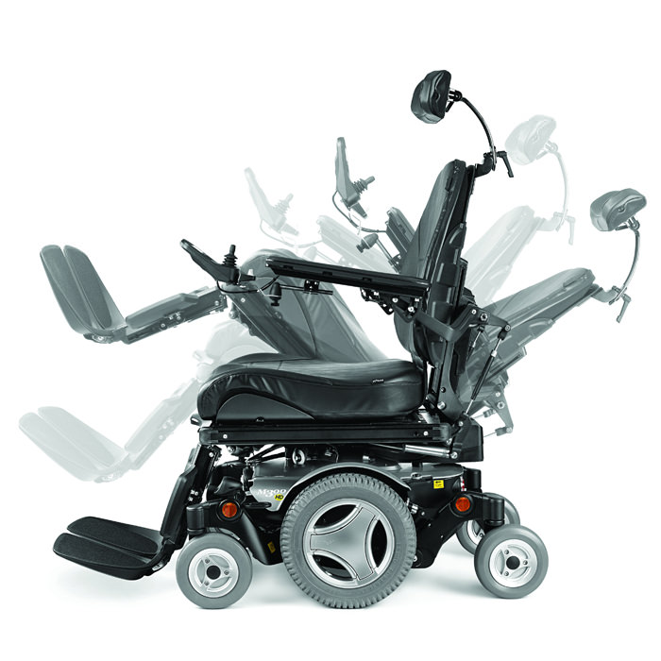 Permobil M300 Heavy Duty Corpus Wheelchair   Medicaleshop