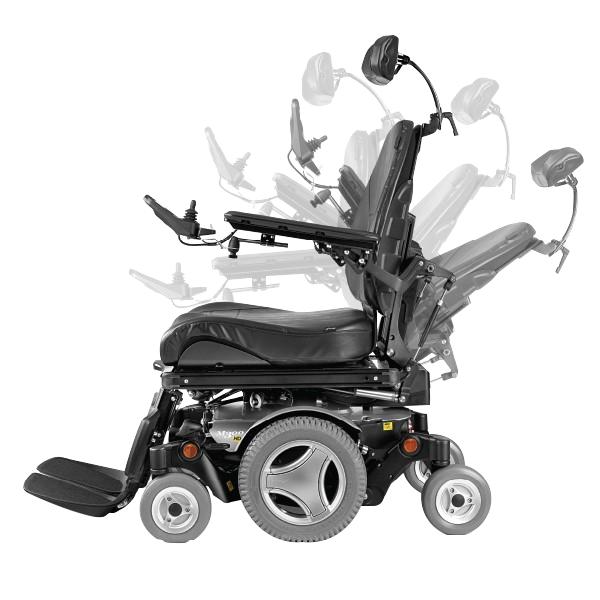 Permobil M300 HD Corpus Wheelchair | Heavy Duty Wheelchair