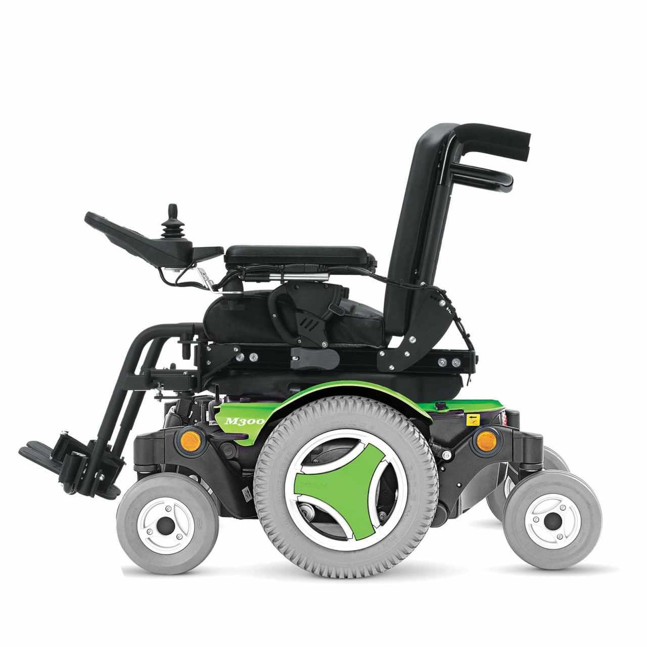 Permobil M300 Ps Junior Power Wheelchair