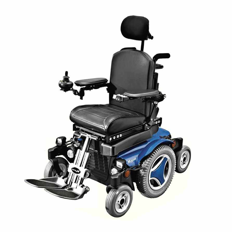 Permobil M300 Ps Junior Power Wheelchair