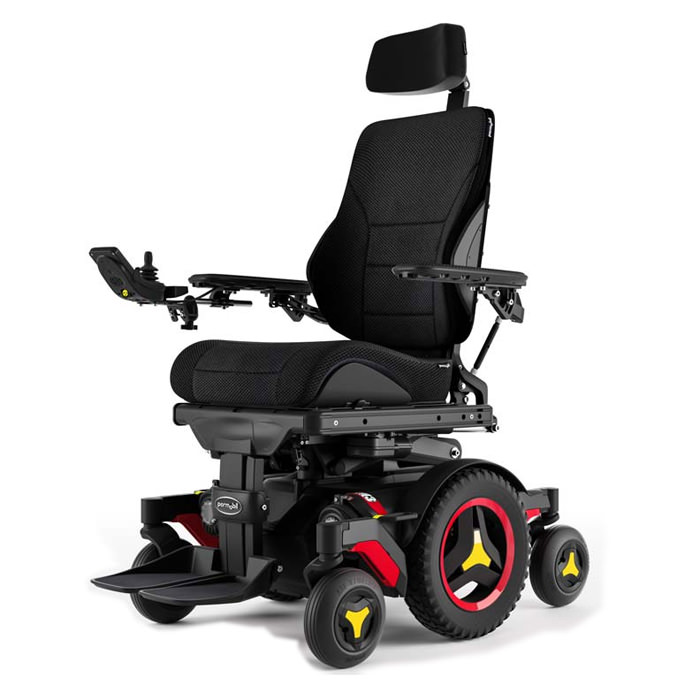 Permobil M3 Corpus Power Wheelchair