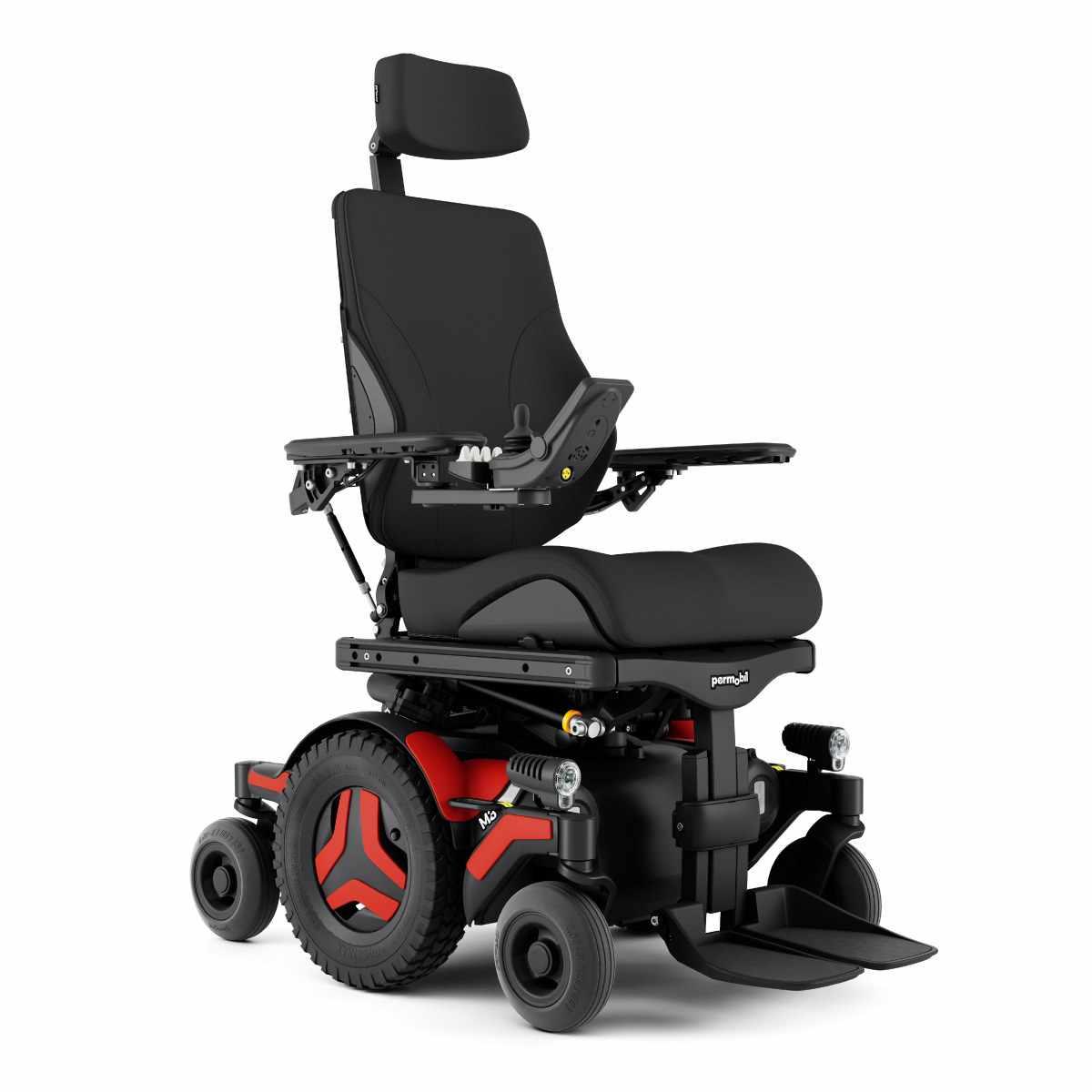 Permobil M3 Corpus Power Wheelchair
