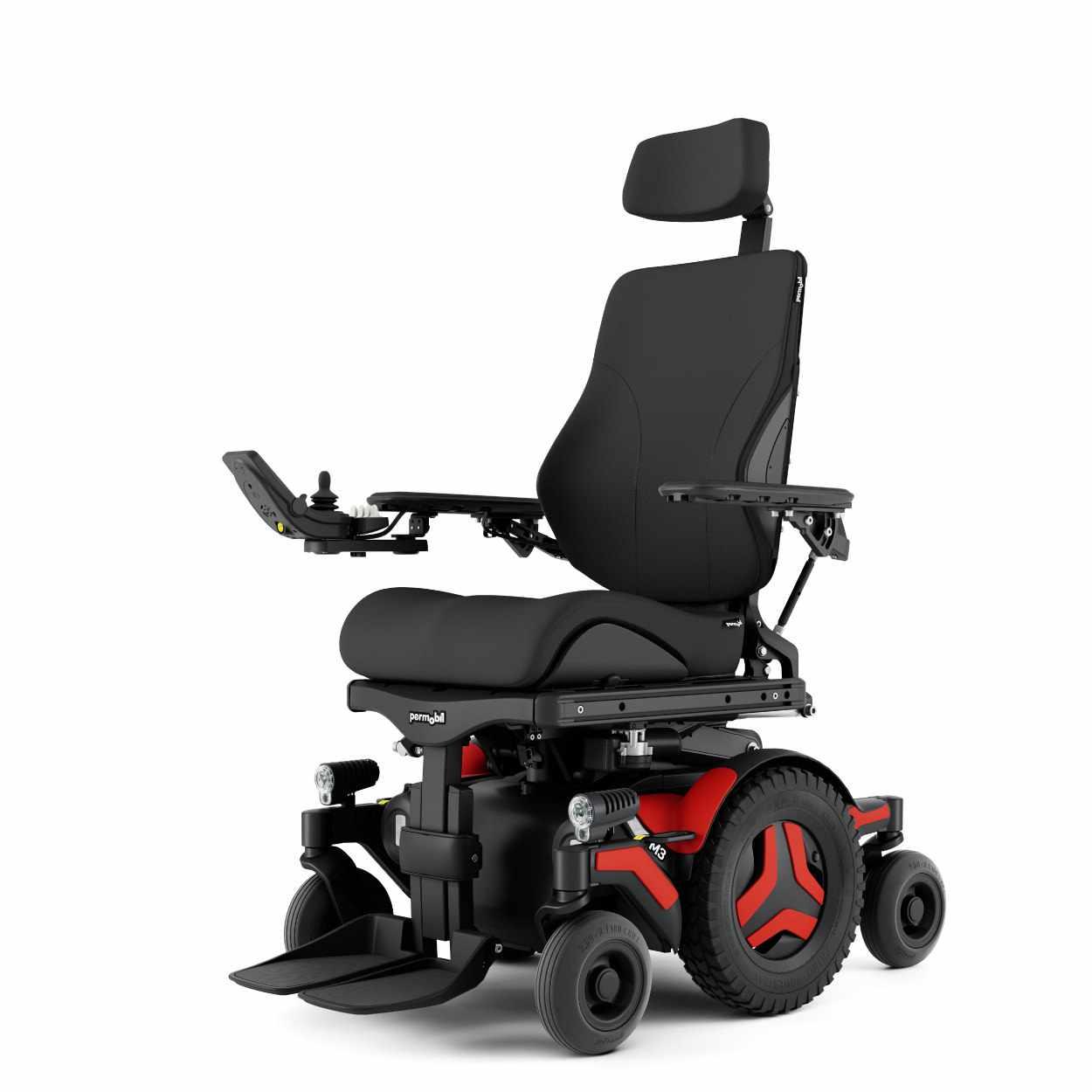 Permobil M3 Corpus Power Wheelchair | Permobil Mid Wheel Drive