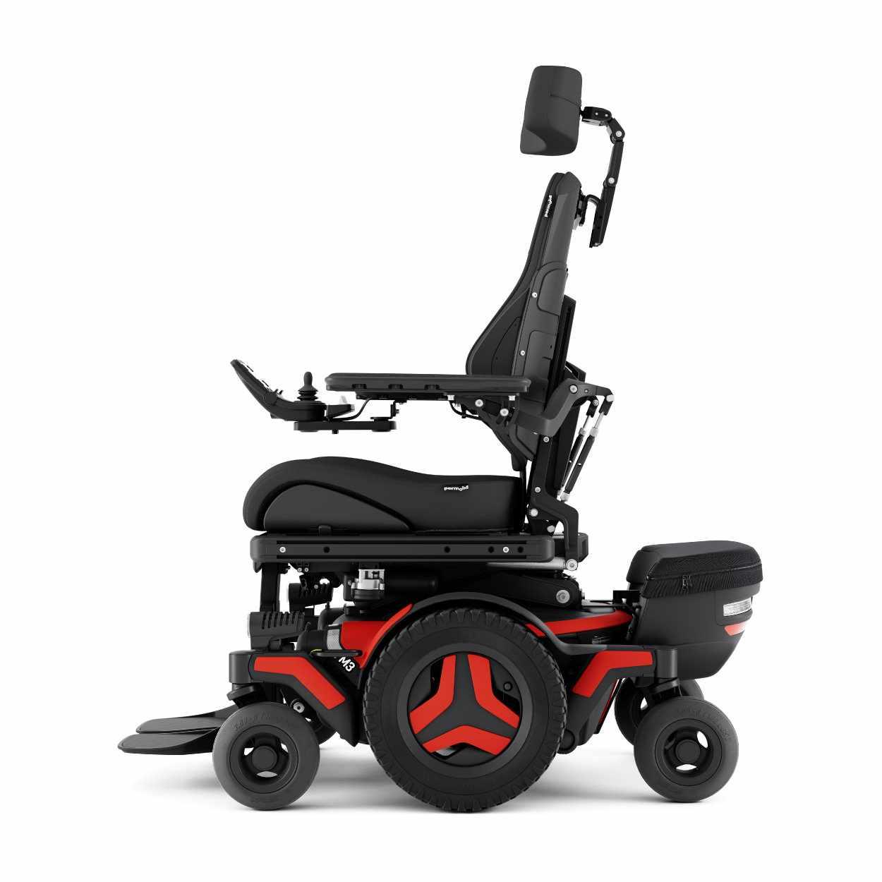Permobil M3 Corpus Power Wheelchair | Mid Wheel Drive