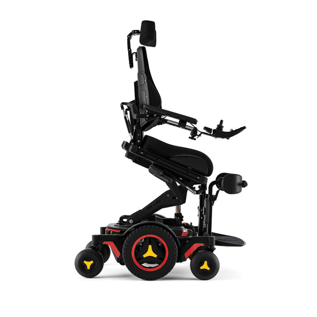 Permobil M3 Corpus Power Wheelchair | Power Seat Elevate