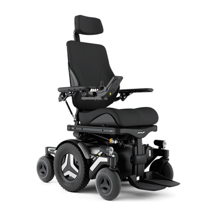 Permobil M5 Corpus Power Wheelchair