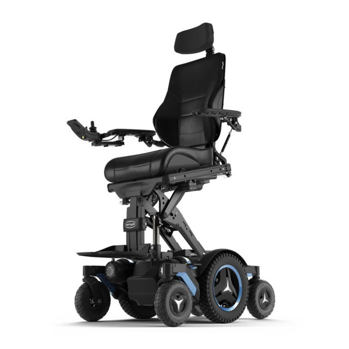 Permobil M5 Corpus Power Wheelchair