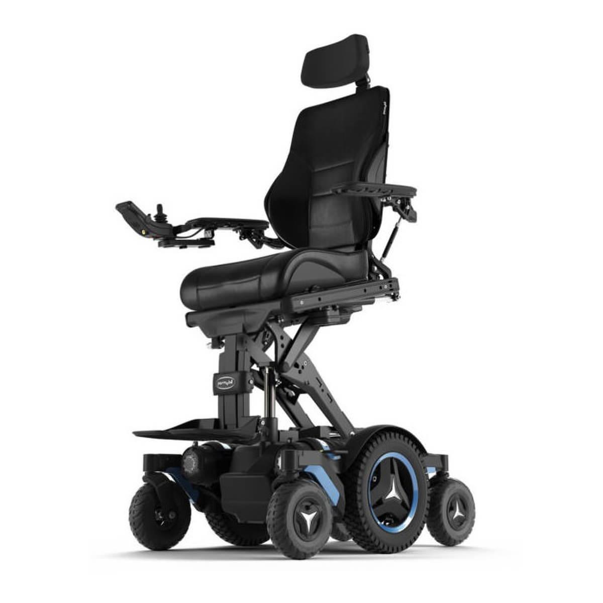 Permobil M3 Corpus Power Wheelchair   Permobil Mid Wheel Drive