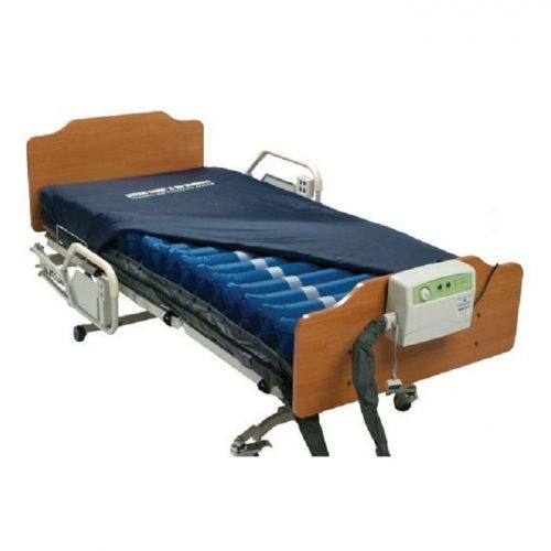PMI Ultra-Care 5800 Patient Mattress System with 8 LPM Pump, 350 lb, 80 Inch x 36 Inch