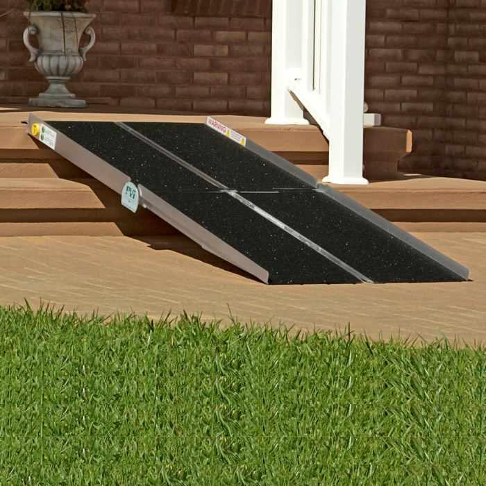PVI Multifold ramp