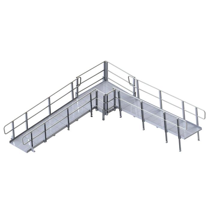 Modular XP ramp system by PVI
