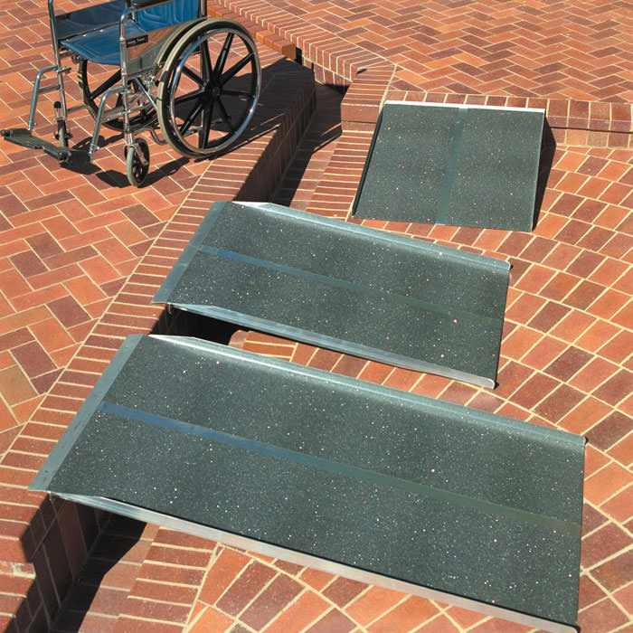 PVI Solid ramps for carts, dollies, and hand trucks