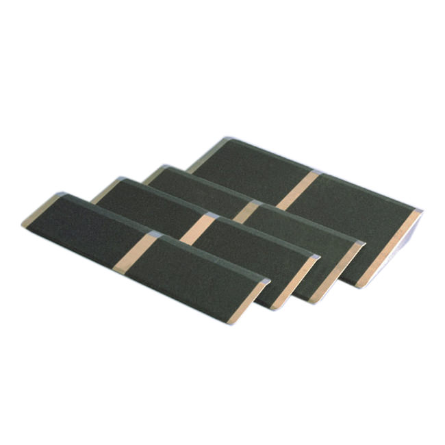 PVI Standard threshold ramp - Sizes