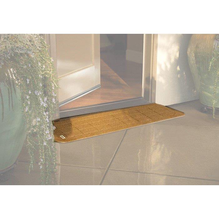PVI Rubber threshold ramp