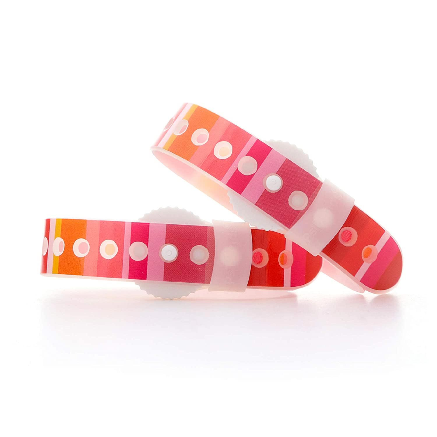 PSI Health Solutions Acupressure Wrist Band Color Play