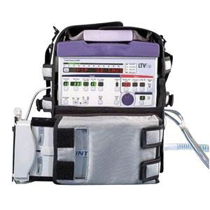CareFusion Transport Pack For LTV 1200 Unit and the SprintPack Power System