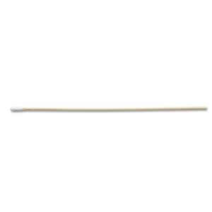 """Puritan sterile non-tapered cotton mini-tip applicator with wood handle 6"""" x 1/12"""""""