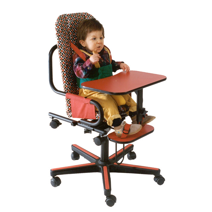 Real design high low chair