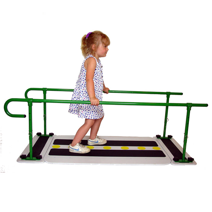 Real design all by-myself system - Parallel bars