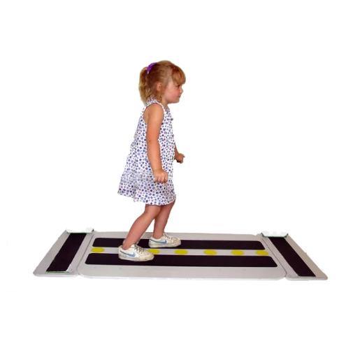 Real design anti-slip walk-on base