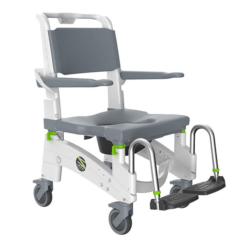Raz Design Jaz-AP shower commode chair