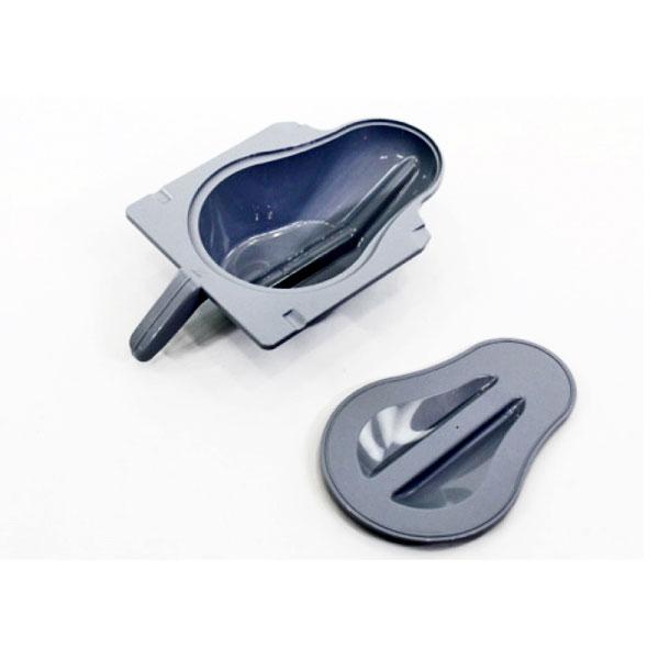 Raz design Jaz-AP commode pan with lid