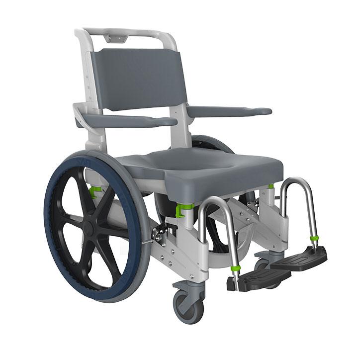 Raz Design Jaz-SP shower commode chair