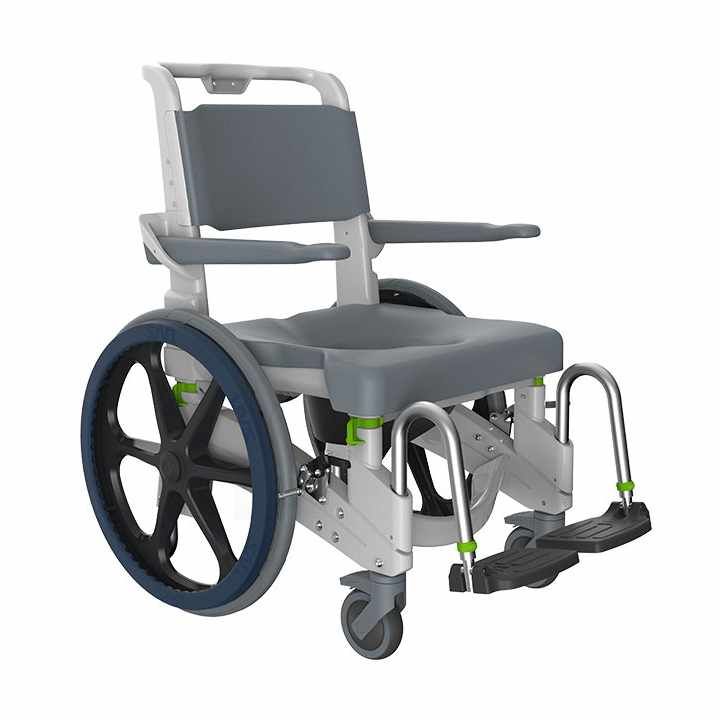 Raz Design Jaz self propel shower chair
