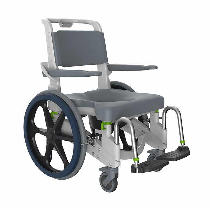 Raz Design Jaz self propel shower chair