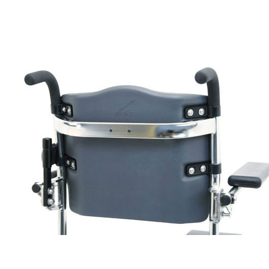 Raz SP shower commode chair - Back Support