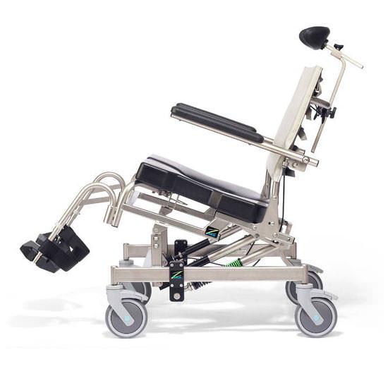 Raz AT600 bariatric tilt shower chair