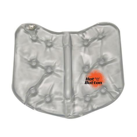 Relief Pak Hot Button Reusable Instant Hot Compress