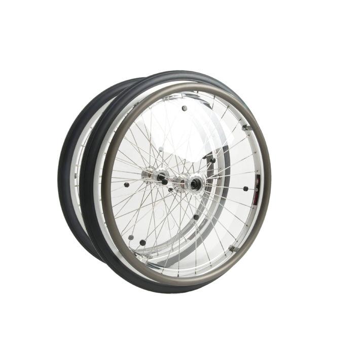 Rifton Wheels for Mobile Standers