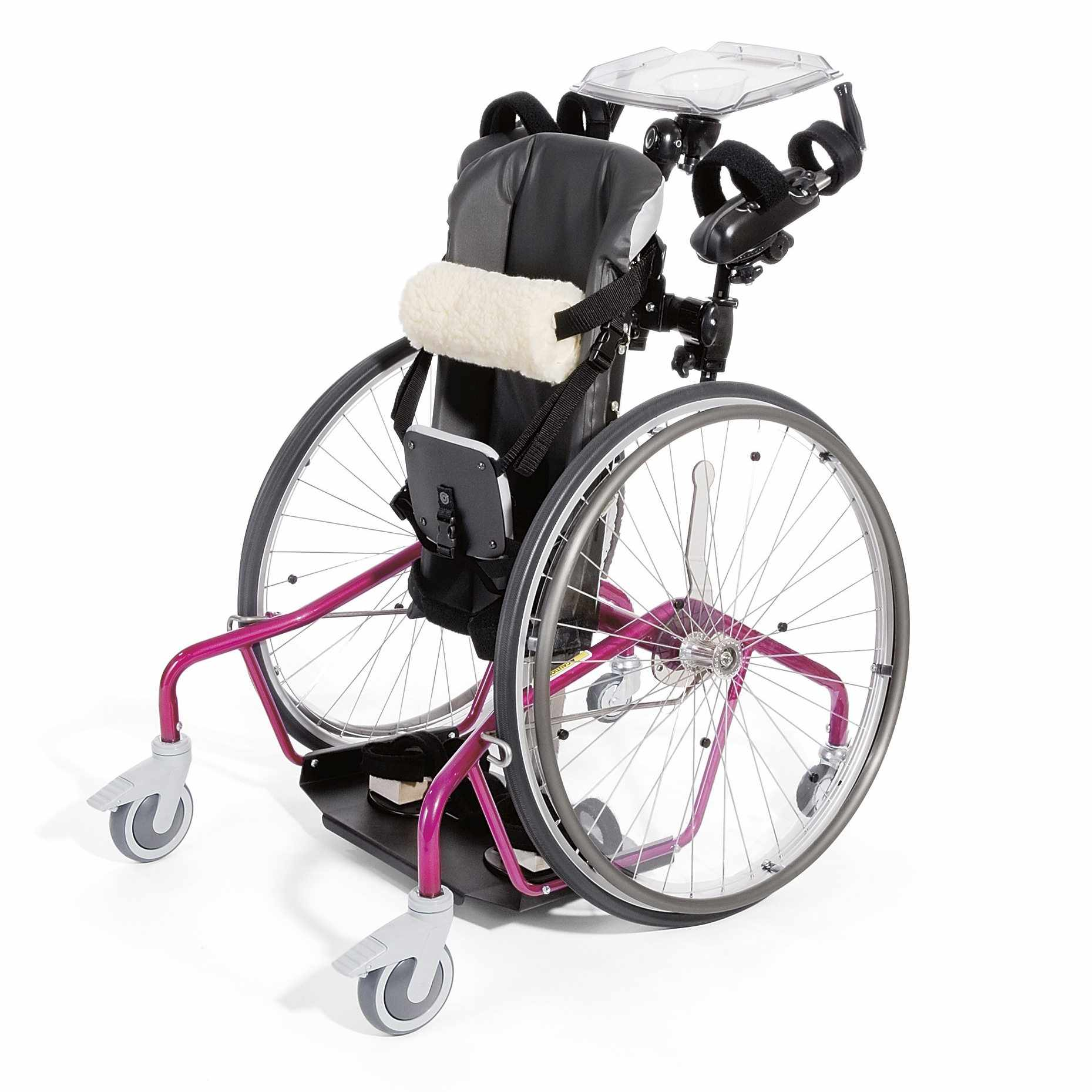 Rifton small mobile stander with Wheels