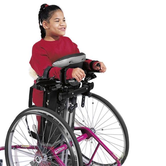 Rifton medium mobile stander wheels