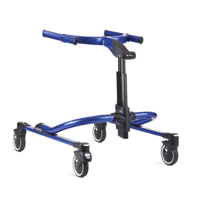 Rifton XL pacer gait trainer