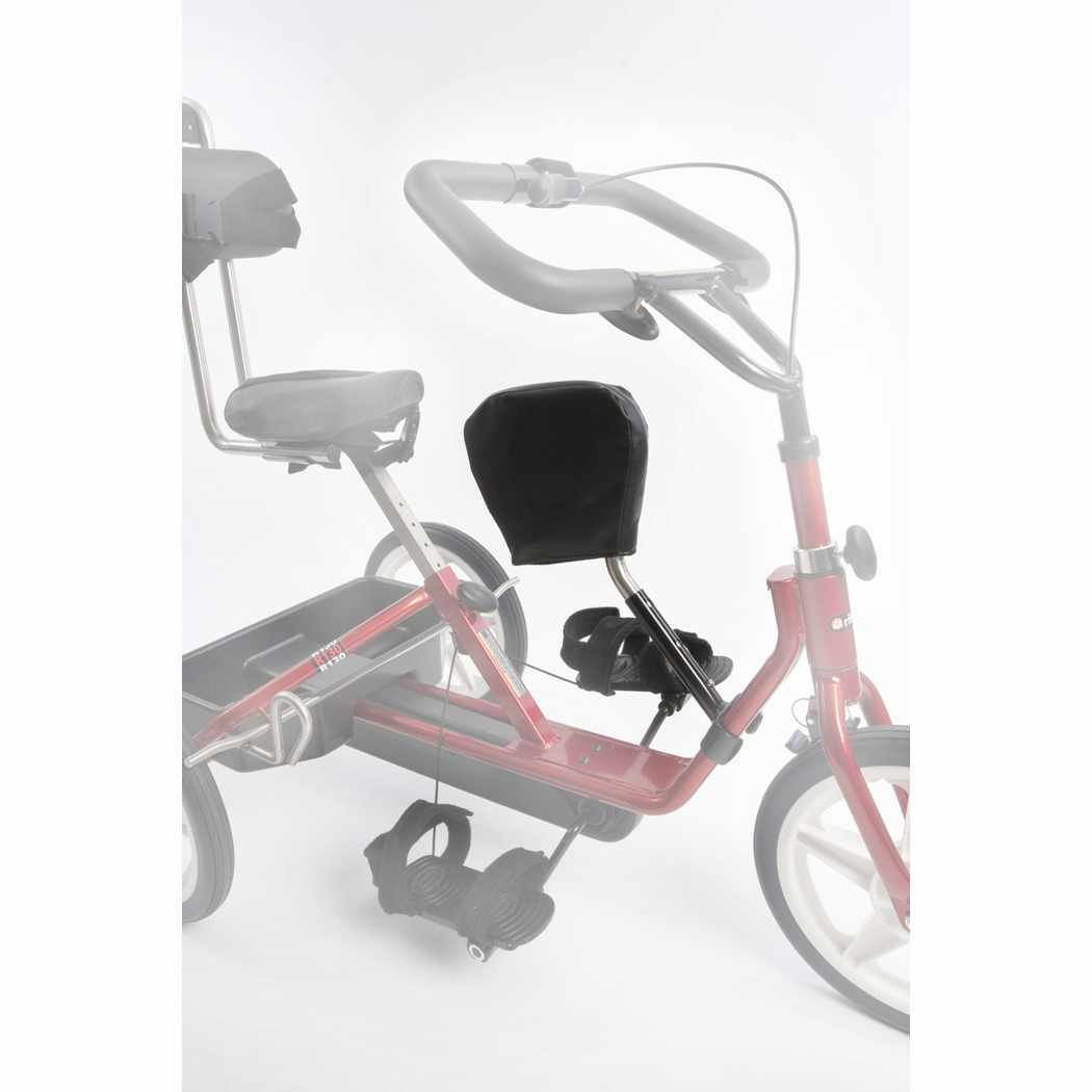 Rifton Abductor for Adaptive tricycles