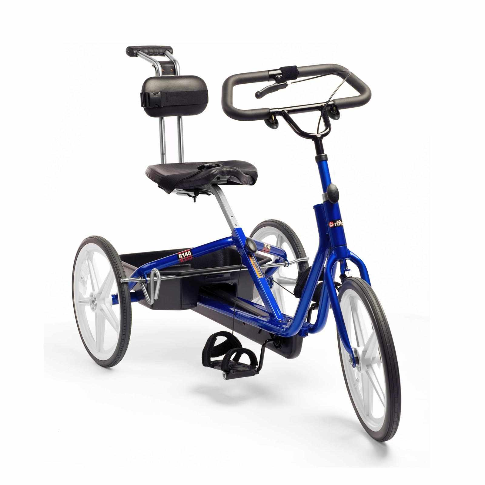 Rifton large adaptive tricycle