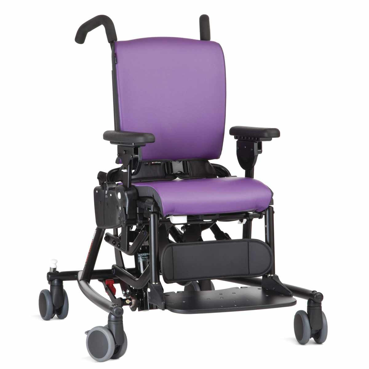 Rifton small activity chair with hi-lo base