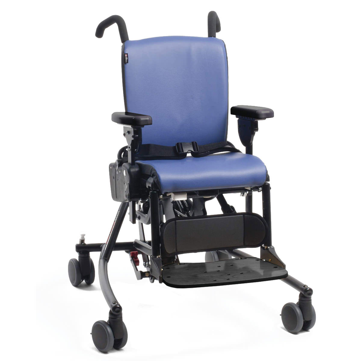 Rifton medium activity chair with hi-lo base