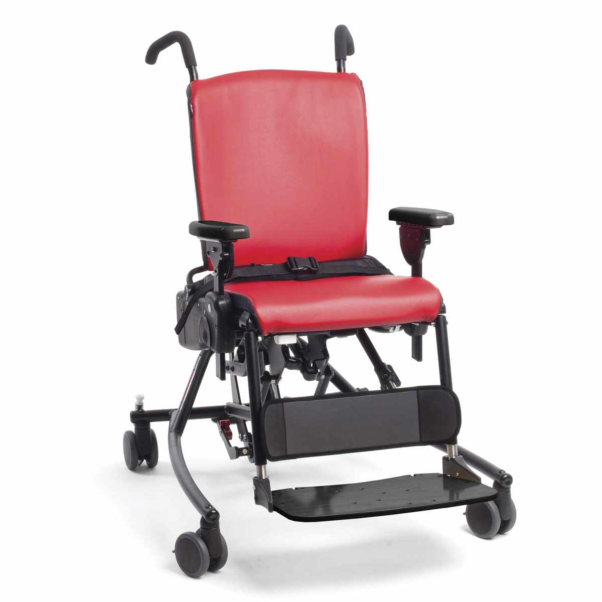 Rifton large activity chair with hi-lo base