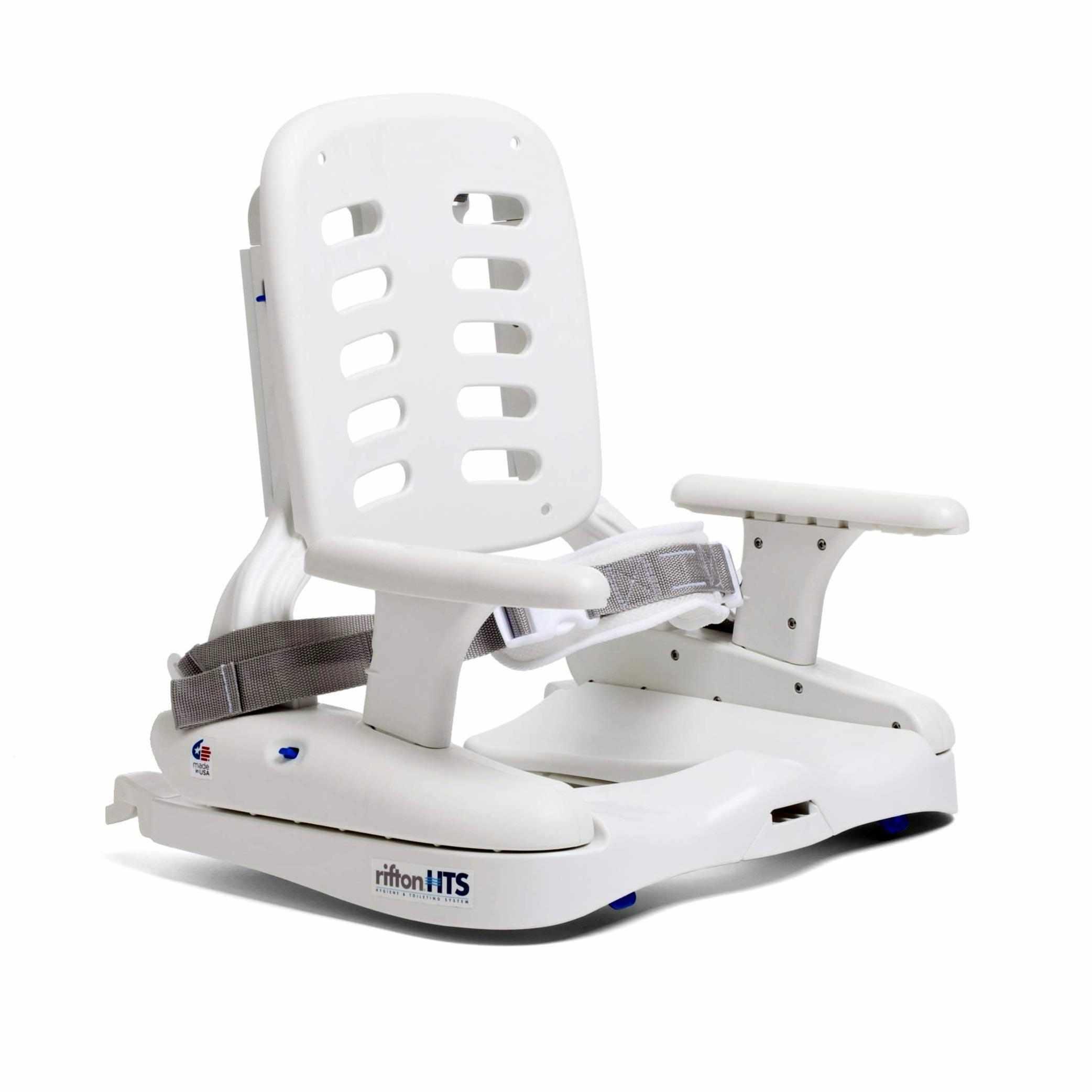 Rifton HTS hygiene toileting system