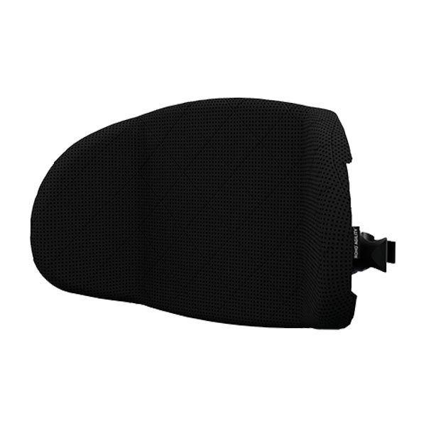 Roho carbon fiber back support