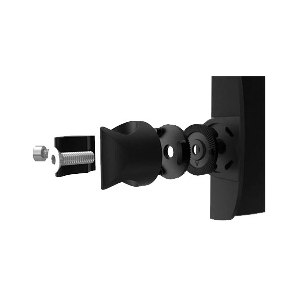 Roho carbon back - Integrated hardware