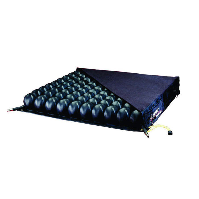 Roho Quadtro select low profile cushion with cover