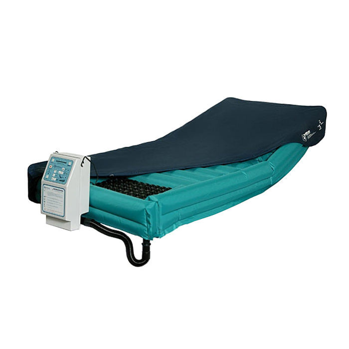 Roho hybridselect low air loss system mattress overlay