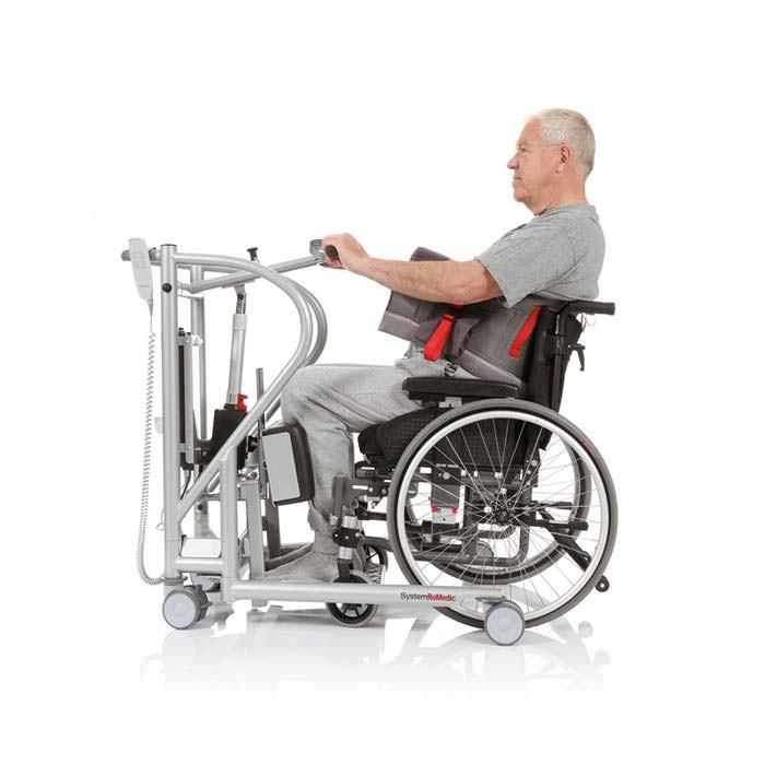 RoMedic MiniLift200 Sit To Stand Lift (Handicare)