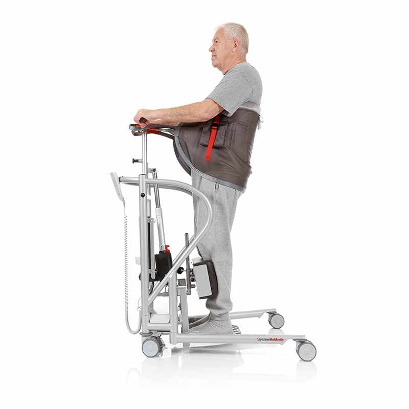 RoMedic ThoraxSling, polyester with seat support