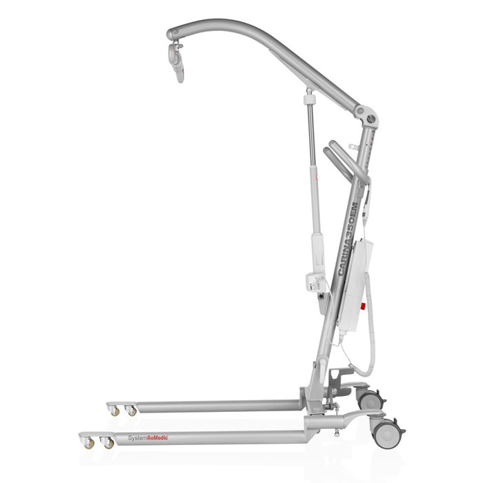 RoMedic Carina350EM Mobile Patient Lift with Low Legs