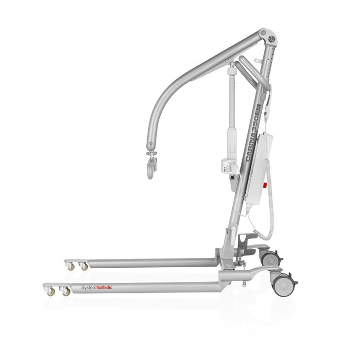 RoMedic Carina350EE Mobile Patient Lift with Low Legs